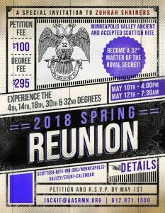 2018 - SR REUNION