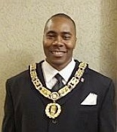 R.W. Kymphus L. Muhammad, Deputy Grand Master, Prince Hall Grand Lodge of MN