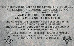 Cornerstone for the Elk River RiteCare Clinic