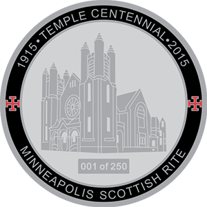 Limited Edition Centennial Coin Front