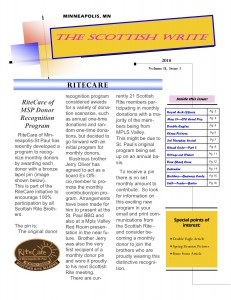 The Scottish Write - eNewsletter 2018 (Vol II - 3rd Issue) Rev 2