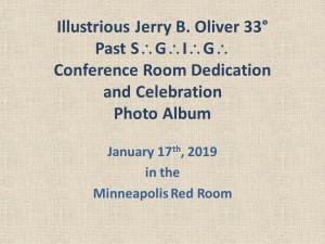Slide 1 Jerry B Oliver [Special Event]