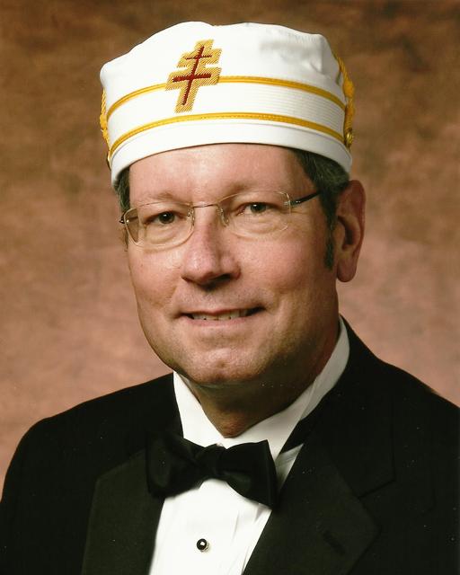 David N. Kampf, 33°, S∴G∴I∴G∴ Personal Representative