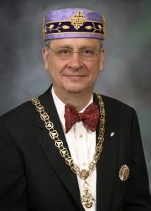 Ill. Ronald A. Seale, 33°, S.G.C., S.J.