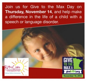 RiteCare - Give to the Max